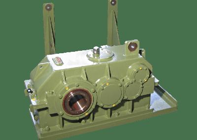 Gearbox TT 255E