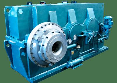 Gearbox TT 710