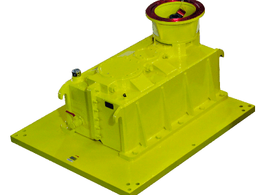 Gearbox TTPV 355E