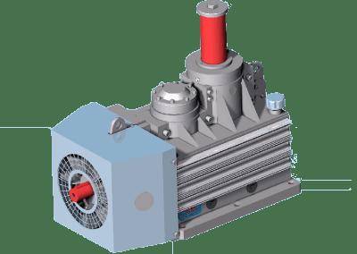 Gearbox TDH V-E 200