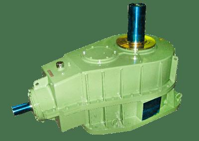 Gearbox TDHV 450 E